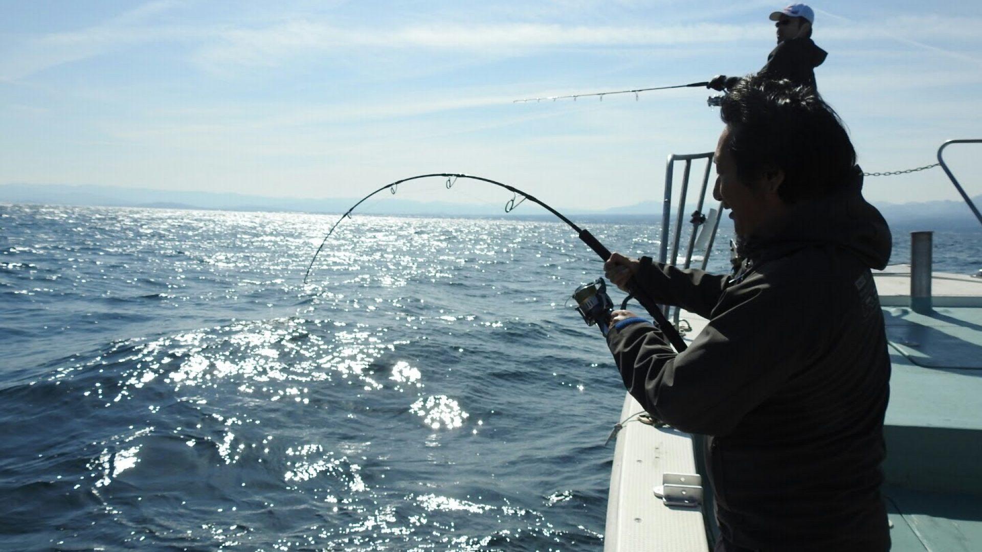 遊漁船 海伸丸